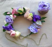 Corona de flores (4)